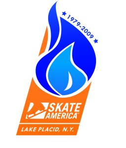 2009 Skate America logo